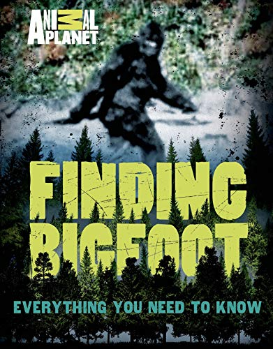 Finding Bigfoot Format: Hardcover