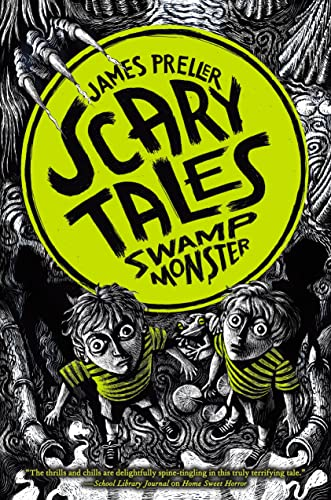 9781250040978: Swamp Monster (Scary Tales)