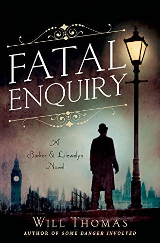 9781250041043: Fatal Enquiry: A Barker & Llewelyn Novel