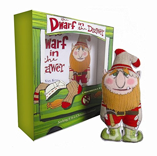 The Dwarf in the Drawer: A Mischievous Parody [With Plush]: Van King, L.