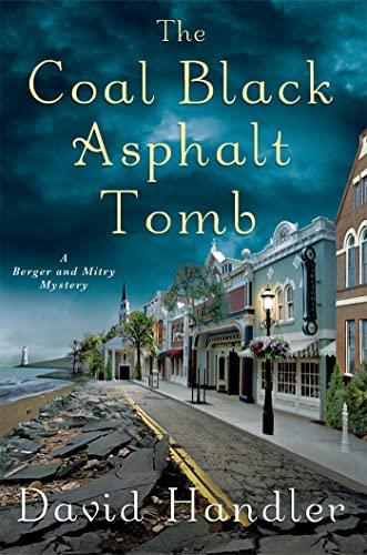 9781250041975: The Coal Black Asphalt Tomb