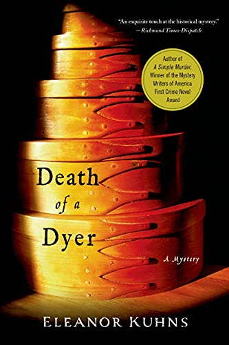 9781250042255: Death of a Dyer (Will Rees Mysteries)