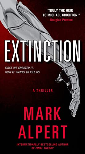 9781250042538: Extinction: A Thriller