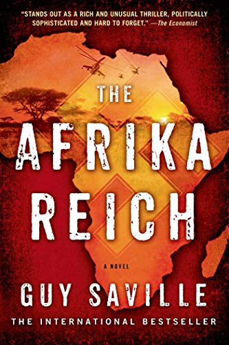 9781250042576: The Afrika Reich: A Novel