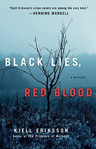 9781250042637: Black Lies, Red Blood (Ann Lindell Mysteries)