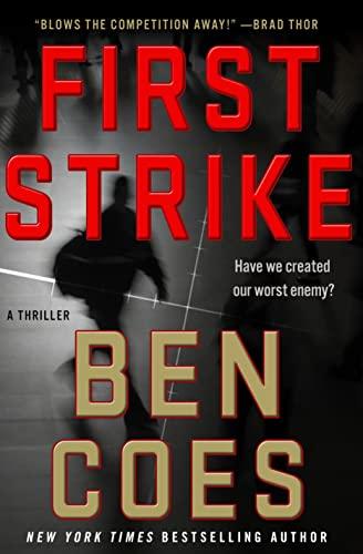 9781250043177: First Strike: A Thriller (A Dewey Andreas Novel)
