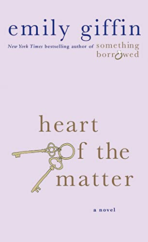 9781250043733: Heart of the Matter: A Novel