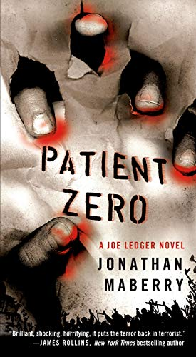 9781250043771: Patient Zero (Joe Ledger)