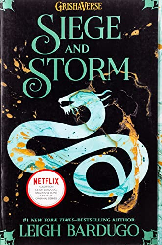 9781250044433: Siege and Storm (The Shadow and Bone Trilogy)