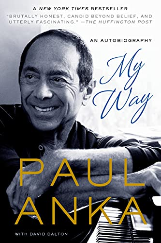 9781250044495: My Way: An Autobiography