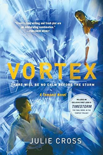 Vortex: A Tempest Novel (The Tempest Trilogy): Cross, Julie