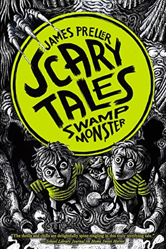 9781250045232: Swamp Monster (Scary Tales)