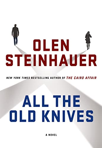 9781250045423: All the Old Knives: A Novel