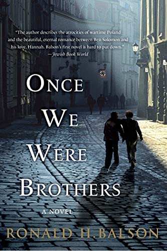 9781250046390: Once We Were Brothers: A Novel (Liam Taggart and Catherine Lockhart)