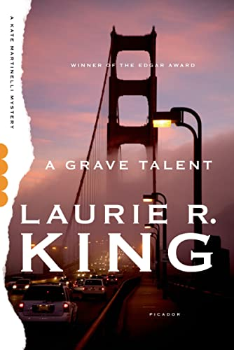 9781250046550: A Grave Talent (Kate Martinelli Mysteries)
