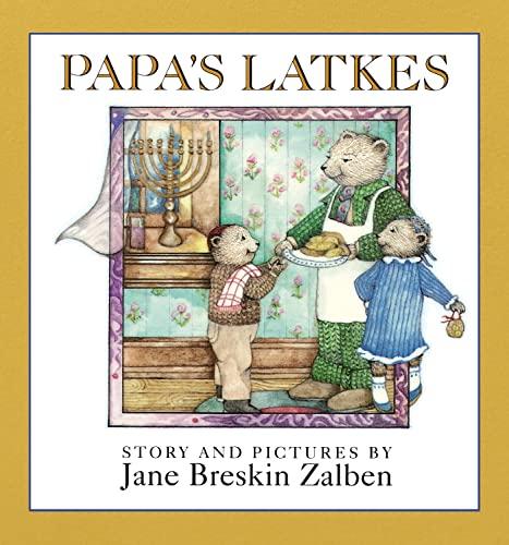 Papa's Latkes: Zalben, Jane Breskin