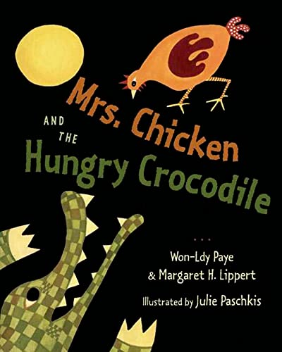 9781250046734: Mrs. Chicken and the Hungry Crocodile