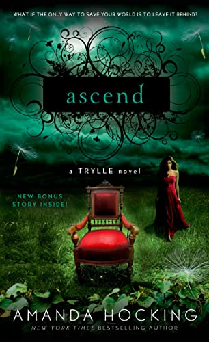 9781250046741: Ascend: A Trylle Novel