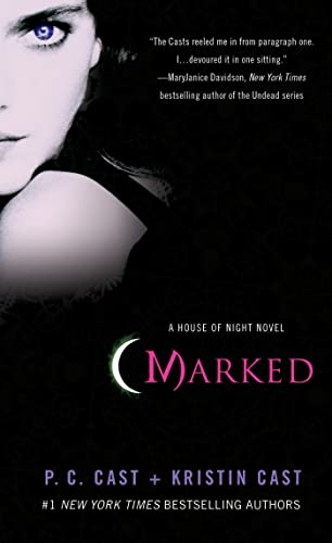 9781250046970: Marked: A House of Night Novel (House of Night Novels)