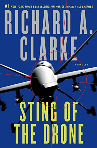 9781250047977: Sting of the Drone: A Novel