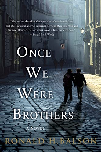9781250048127: Once We Were Brothers: A Novel (Liam Taggart and Catherine Lockhart)