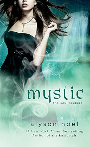 9781250048189: Mystic (The Soul Seekers)