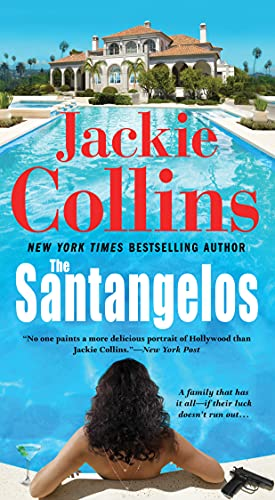 9781250048240: The Santangelos (Lucky Santangelo)