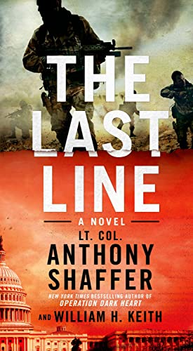The Last Line: A Novel: Shaffer, Anthony; Keith, William H.