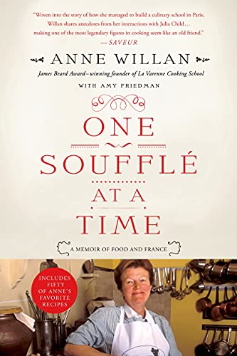 9781250049308: One Souffle at a Time: A Memoir of Food and France