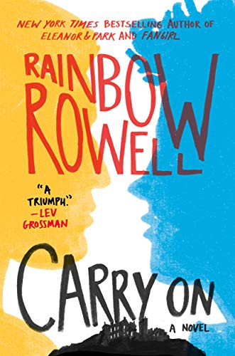 9781250049551: Carry on: The Rise and Fall of Simon Snow