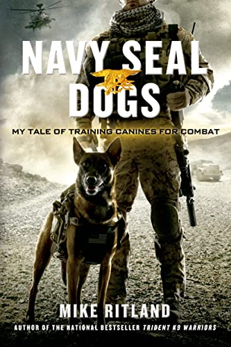 9781250049698: Navy Seal Dogs