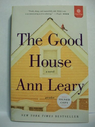 9781250049896: The Good House: A Novel (First Target Book Club Edition, October 2013)