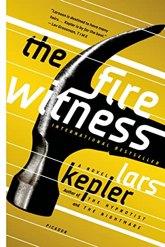 9781250050212: The Fire Witness: A Novel (Detective Inspector Joona Linna)