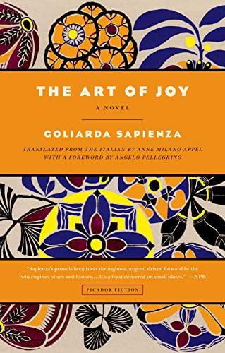 9781250050243: The Art of Joy: A Novel