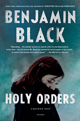 9781250050274: Holy Orders: A Quirke Novel