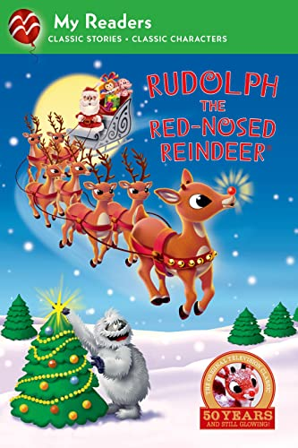 9781250050441: Rudolph the Red-Nosed Reindeer (My Reader, Level 2) (My Readers)