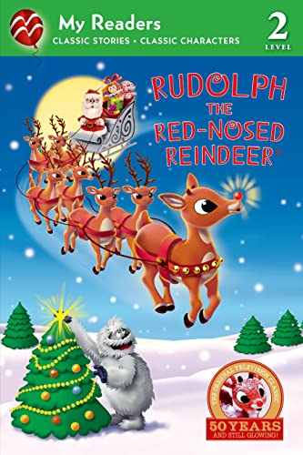 9781250050489: Rudolph the Red-Nosed Reindeer (My Reader, Level 2) (My Readers)