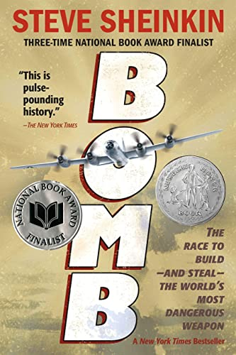 9781250050649: Bomb: The Race to Build--and Steal--the World's Most Dangerous Weapon