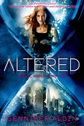 9781250050731: Altered (Crewel World)