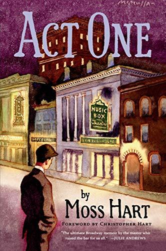 Act One: An Autobiography: Hart, Moss