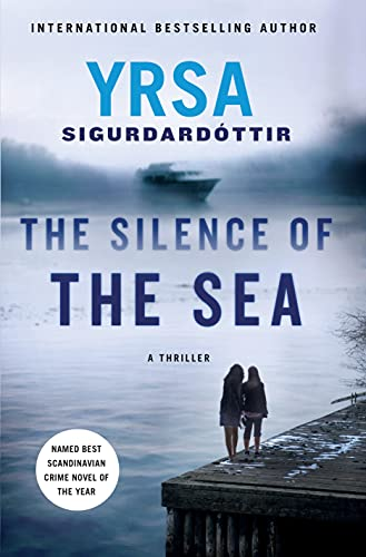 9781250051486: The Silence of the Sea (Thora Gudmundsdottir)
