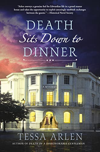 9781250052506: Death Sits Down to Dinner: A Mystery (Lady Montfort Mystery Series, 2)
