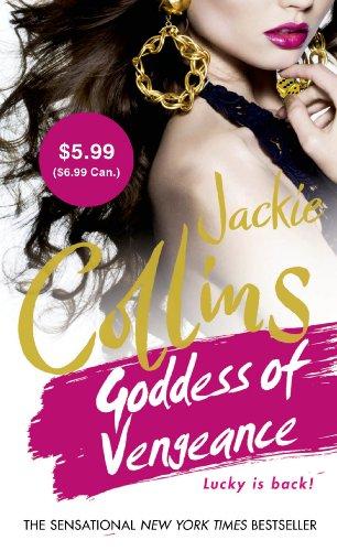 9781250052612: Goddess of Vengeance (Lucky Santangelo)