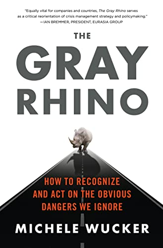 9781250053824: The Gray Rhino: How to Recognize and Act on the Obvious Dangers We Ignore