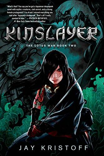 Kinslayer: The Lotus War Book Two: Kristoff, Jay
