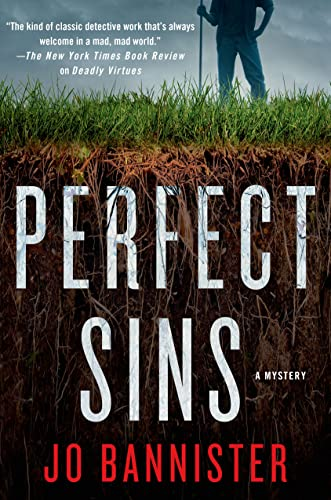 Perfect Sins: A Mystery: Bannister, Jo