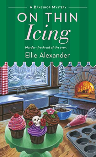 9781250054258: On Thin Icing: A Bakeshop Mystery