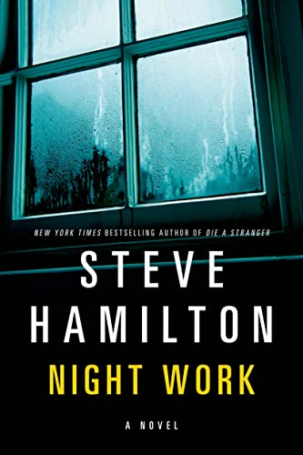 Night Work 9781250054616 With Night Work, award-winning author of the acclaimed Alex McKnight series Steve Hamilton delivers an atmospheric standalone thriller. Joe Trumbull is not a man who scares easily. But tonight he is scared to death. It's been two years since Joe's fiancée, Laurel, was murdered. Two years of grief and loneliness. On this hot summer night, he's finally going on a blind date, his first since Laurel's death. He's not looking for love, just testing the waters to see if it's possible to live a normal life again. And after the first awkward minutes, Joe starts to think this date wasn't such a bad idea after all. In fact, maybe it will turn out to be one of the best things that ever happened to him. He couldn't be more wrong. Because somehow, for reasons Joe doesn't yet understand, this one evening will mark the beginning of a new nightmare. A nightmare that will lead him to realize that the past is never past. And the worst is yet to come.