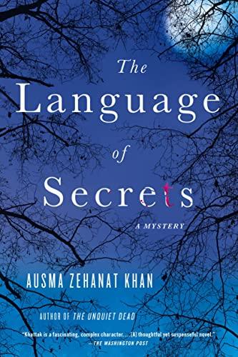 9781250055170: Language of Secrets (Rachel Getty and ESA Khattak Novels)