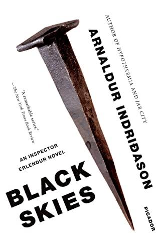 9781250055880: Black Skies: An Inspector Erlendur Novel (An Inspector Erlendur Series)
